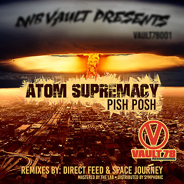 Vault 78 - Atom Supremacy EP cover