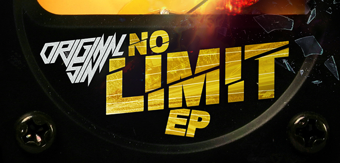Original Sin - No Limit EP