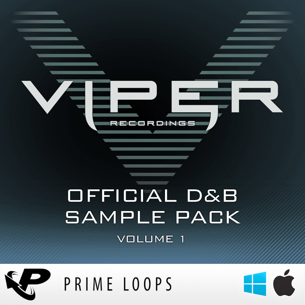 Viper Recordings Prime Loops cover