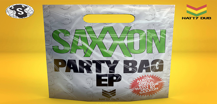 Saxxon - Party Bag EP