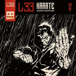 L 33 - Karate EP Cover Art