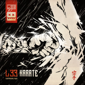 L-33-Karate-LP-Artwork