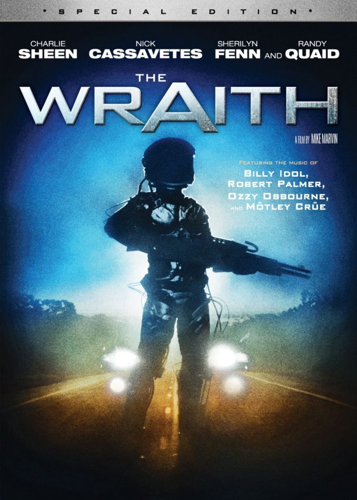 The Wraith - Charlie Sheen