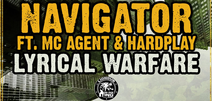 Navigator - Lyrical Warfare