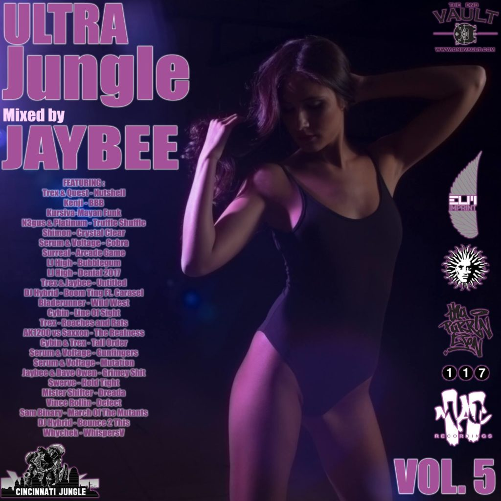 Ultra Jungle Volume 5 - Jaybee